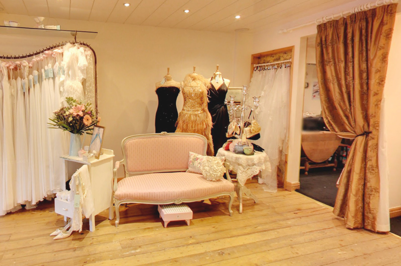 Melanie James Bridal Boutique