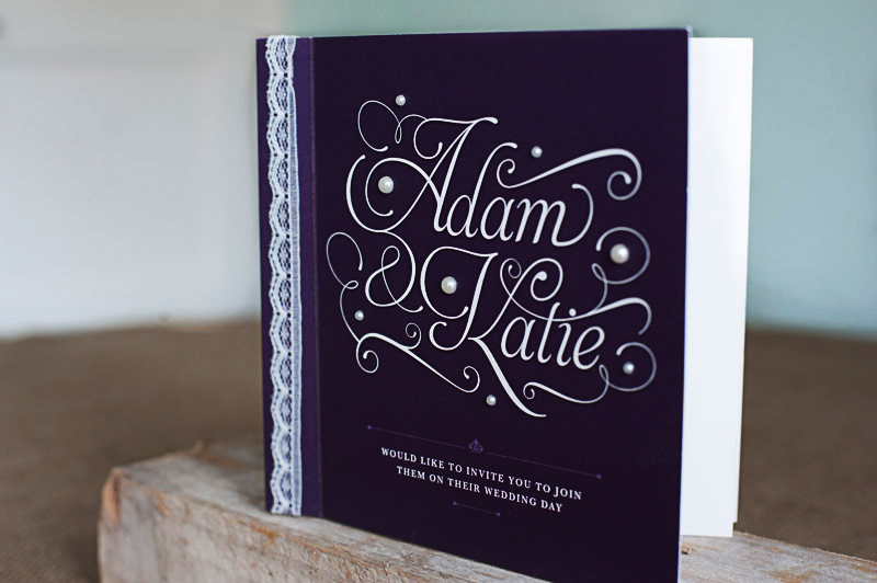 Typographic Invitation