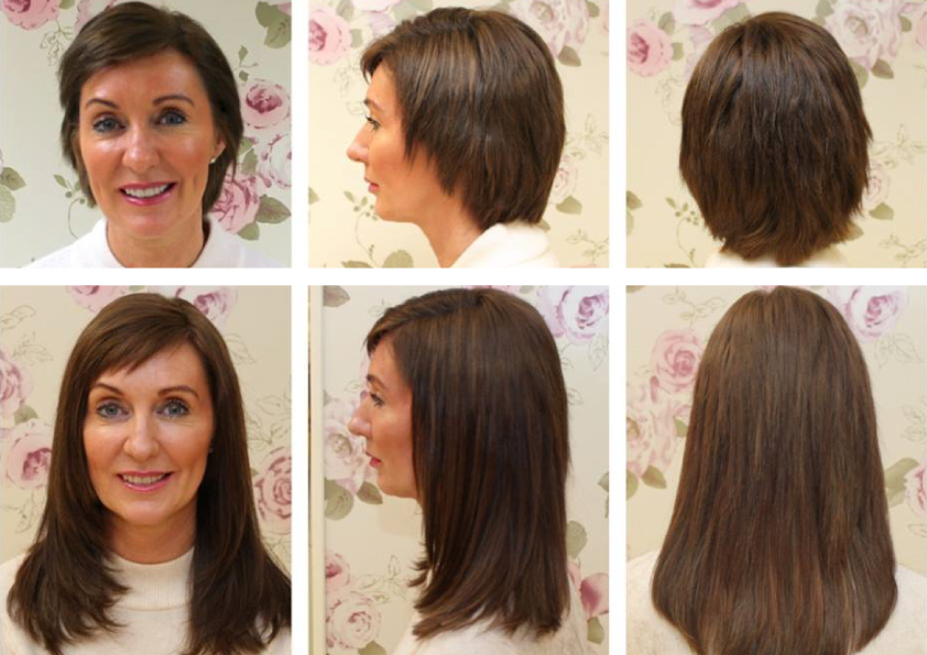 The Hair Extension Boutique To And Fromto And From