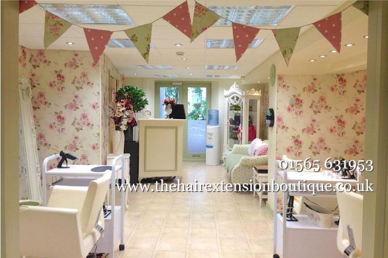 The Hair Extension Boutique Salon